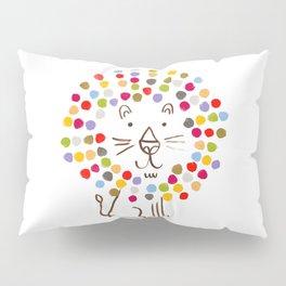 Dandy Lion Pillow Sham