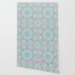 BOHO SUMMER JOURNEY MANDALA Wallpaper