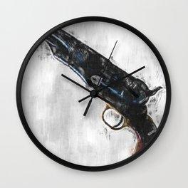 Cap n Ball Wall Clock