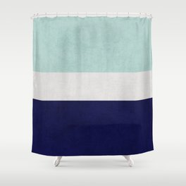 ocean classic Shower Curtain