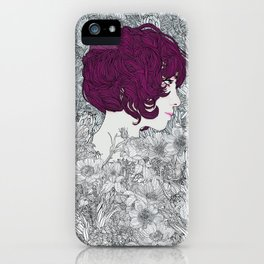 Linger in my Soul iPhone Case