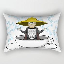 Storm in a teacup Rectangular Pillow