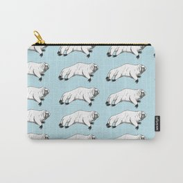 tardigrade (water bear) pattern Carry-All Pouch