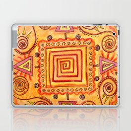 Be Bright Laptop & iPad Skin