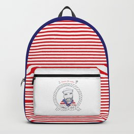 Omero il marinaio Backpack