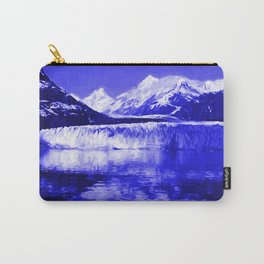 Glacier Bay Blue Carry-All Pouch