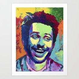 """Sunny"" Art Print"
