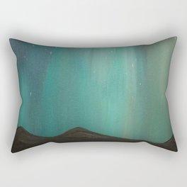 Fernie Lights Rectangular Pillow