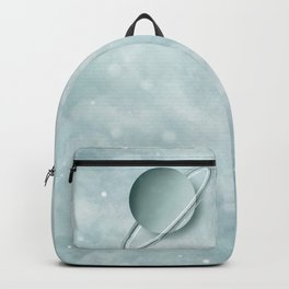 Blue Galaxy  Backpack