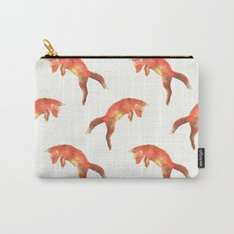 Pouncing Fox Carry-All Pouch