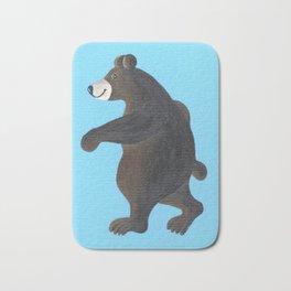 Bear Walk Bath Mat