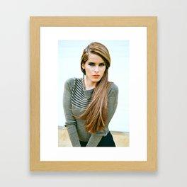 Milena Ramon Framed Art Print