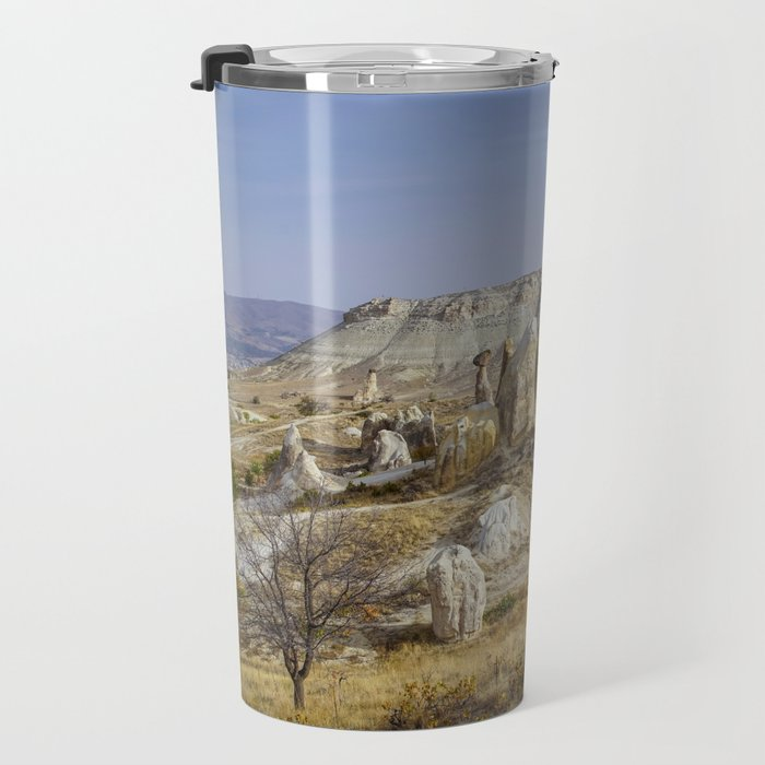 The beauty of canyons Travel Mug