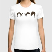 bill T-shirts featuring Seinfeld Hair by Bill Pyle