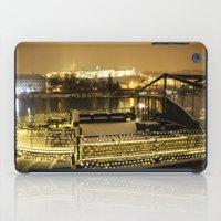 prague iPad Cases featuring Prague 5 by Veronika