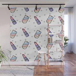 Jessica's Birthday Wall Mural