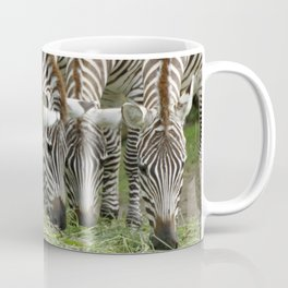 Zebra 009 Coffee Mug
