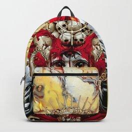 Bloody Skull Backpack