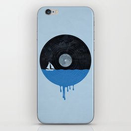 Songs for the Sea iPhone Skin
