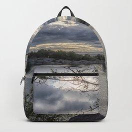 Halibut Point Quarry Landscape Backpack