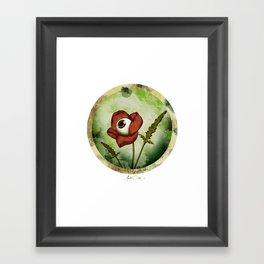 THE GALLOWS Framed Art Print