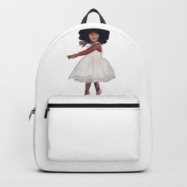 TIPPY TOES Backpack