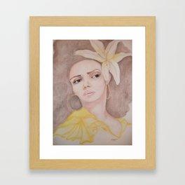 ochun Framed Art Print