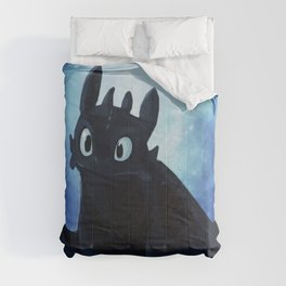 Toothless Comforters
