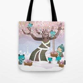 Cloudseeders Spring Harvest Tote Bag