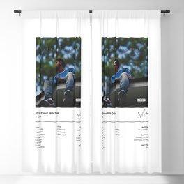 J. Cole - 2014 Forest Hills Drive - Album Art Hip Hop  Blackout Curtain