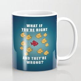 Fargo Fish Coffee Mug