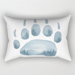 Misty Mountain Hop Rectangular Pillow