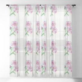 Minute Waltz Sheer Curtain