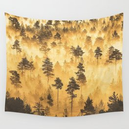 Torronsuo National Park Finland Wall Tapestry