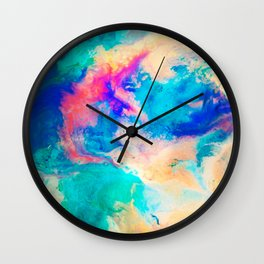 Daub Wall Clock