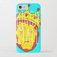 biggie smalls iPhone & iPod Cases featuring Biggie Smalls by Hussein Ibrahim