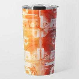 Cassette in group#exposure#film#effect Travel Mug