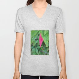 Standing out in a crowd Unisex V-Neck
