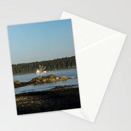 Alaskan Fisherman Stationery Cards