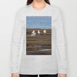 Drill Sergeant Seagull Long Sleeve T-shirt