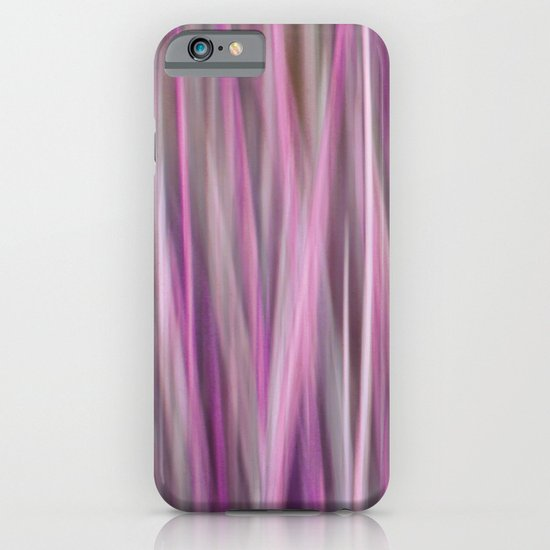 Purple Abstract iPhone & iPod Case