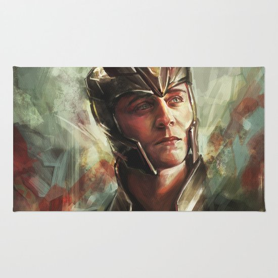 The Prince of Asgard Rug