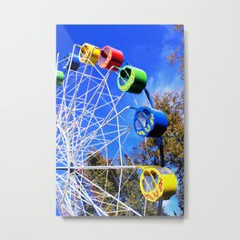 reminiscences of childhood Metal Print