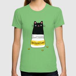 FUR ANTIDEPRESSANT T-shirt