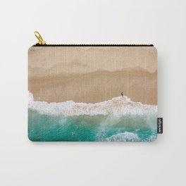 Peace to the Sea Carry-All Pouch
