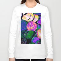 wallet Long Sleeve T-shirts featuring $$$$$ by Megan Spencer