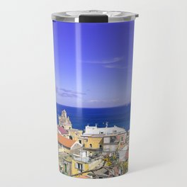 The Pearl Of The Mediterranean Sea Travel Mug