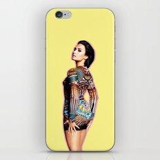 Demi #1 iPhone & iPod Skin
