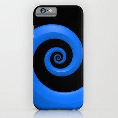 Curl, Blue Slim Case iPhone 6s