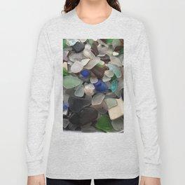 Sea Glass Assortment 1 Long Sleeve T-shirt